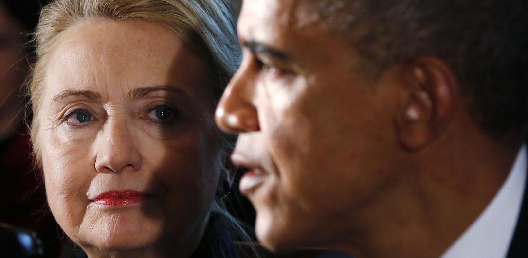 Obama-Clinton's New War On Wages | GOP